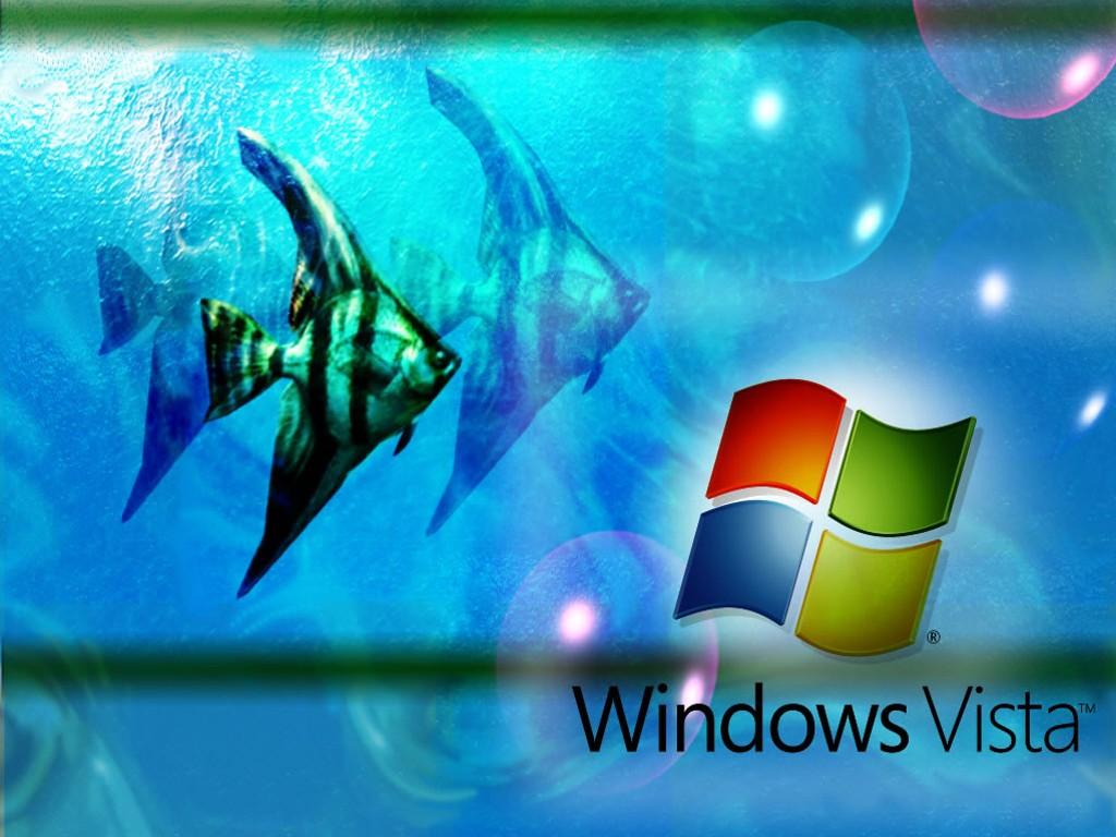 Windows Vista HD Wallpaper