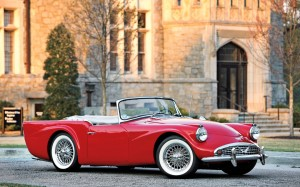 1960 Daimler SP250 Wallpaper
