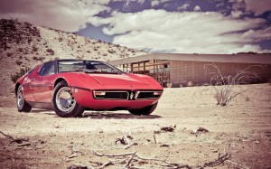 1973 Maserati Bora Wallpaper HD