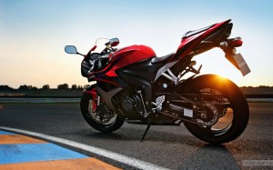 2011 Honda CBR 600RR Wallpaper