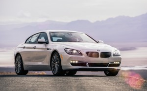 2013 BMW 650i Wallpaper