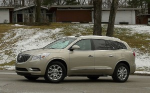 2013 Buick Enclave wallpaper