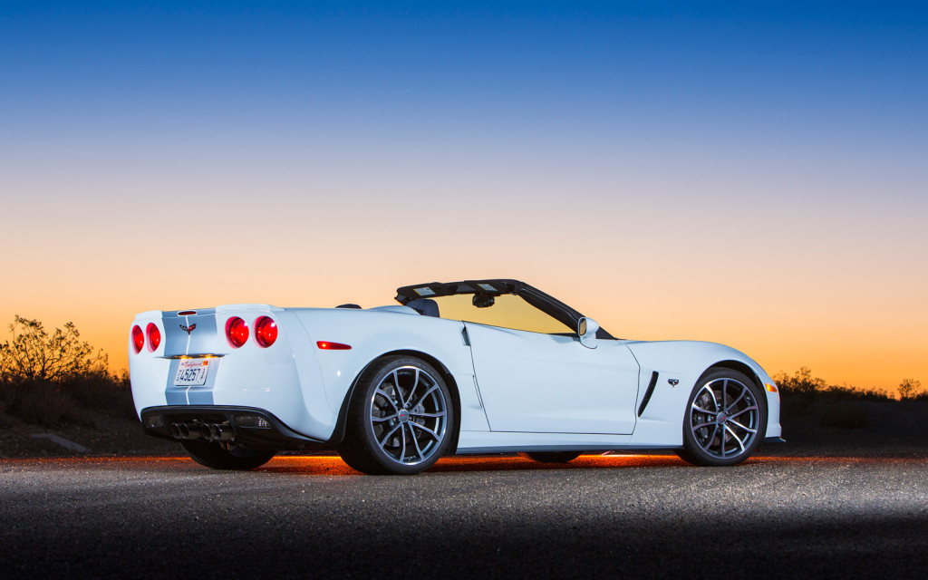 2013 Chevrolet Corvette Convertible Wallpaper