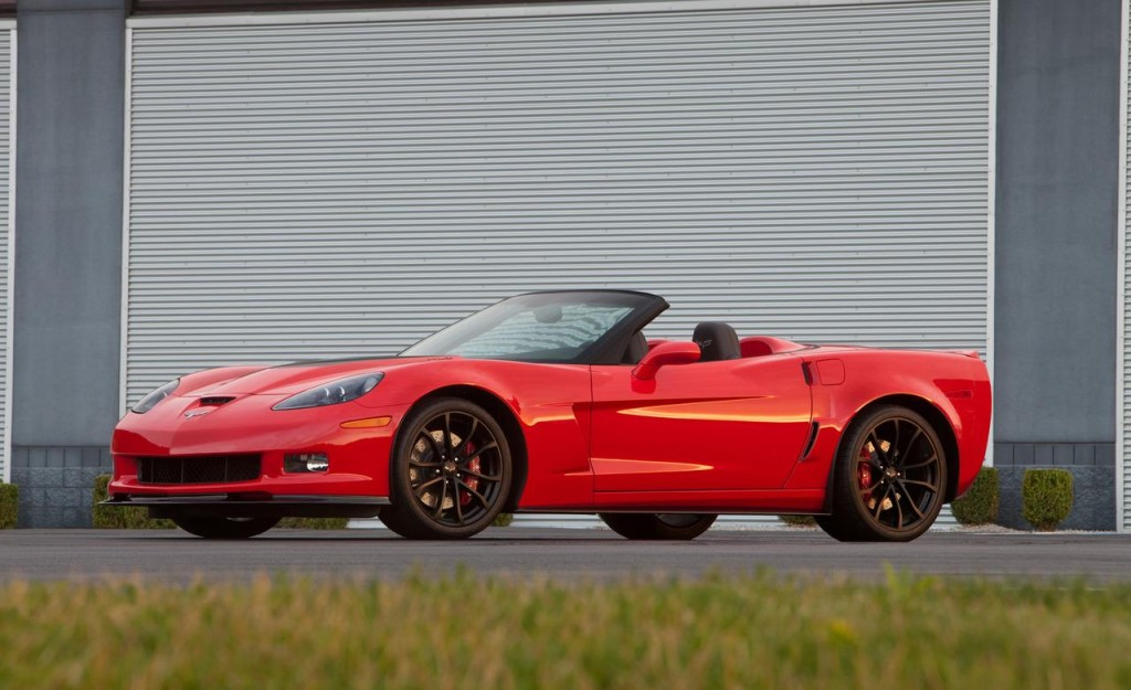 2013 Chevrolet Corvette Wallpaper