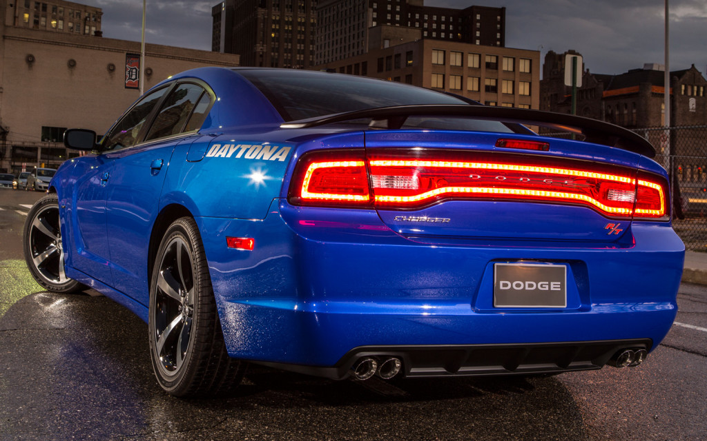 2013 Dodge Charger Daytona Wallpaper HD