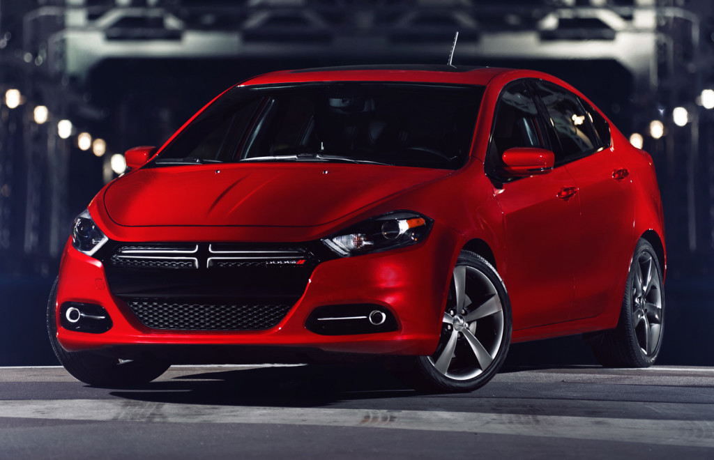 2013 Dodge Dart GT Wallpaper