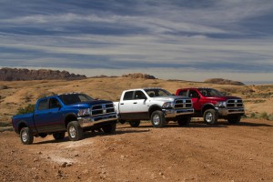 2013 Dodge Ram Heavy Duty Wallpaper