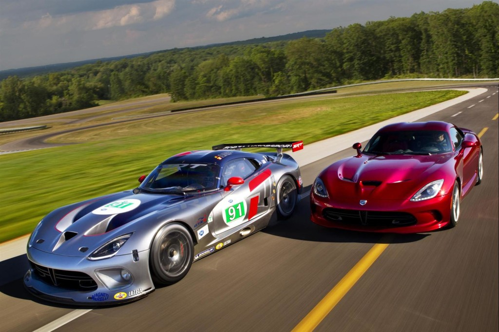 2013 Dodge Viper GTS-R Wallpaper