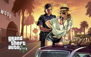 2013 Grand Theft Auto GTA Wallpaper