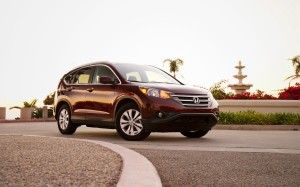 2013 Honda CR-V Wallpaper