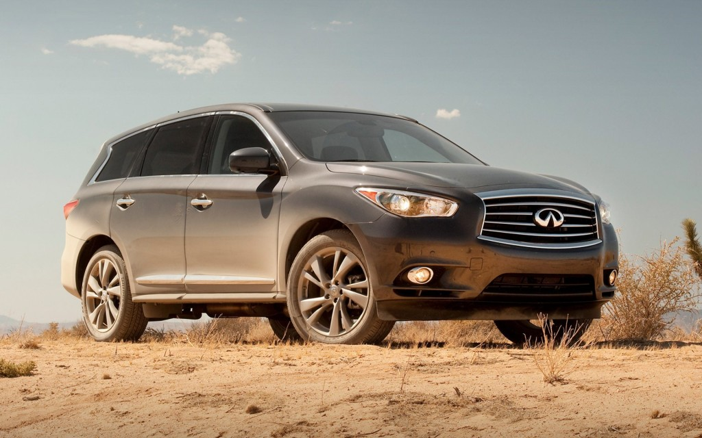 2013 Infiniti JX35 Wallpaper