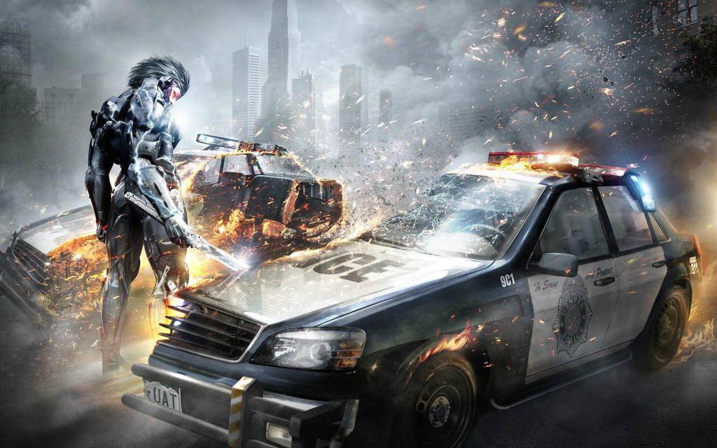 2013 Metal Gear Rising