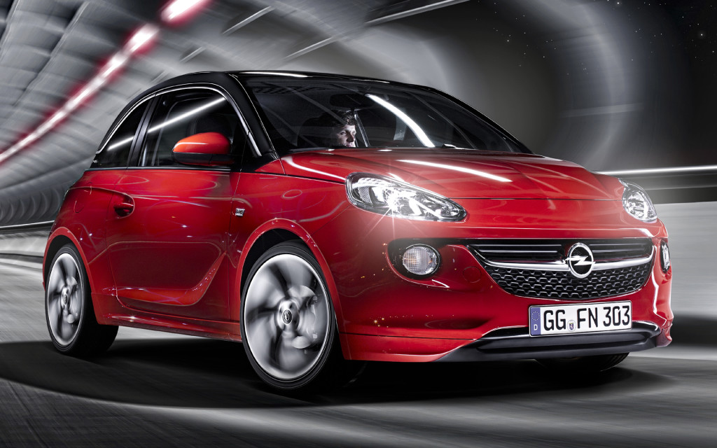 2013 Opel Adam Wallpaper HD