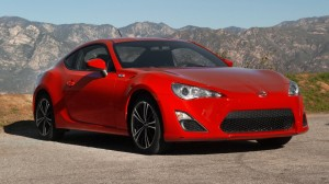 2013 Scion FR S Wallpaper