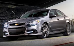 2014 Chevrolet SS Wallpaper