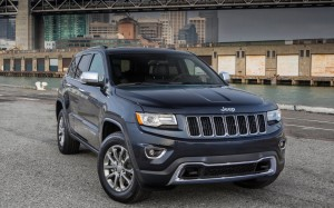 2014 Jeep Grand Cherokee Wallpaper