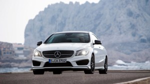 2014 Mercedes Benz CLA250 Wallpaper