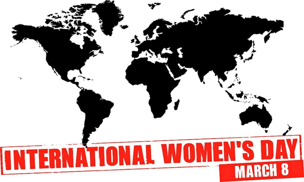 8 March International Womens Day