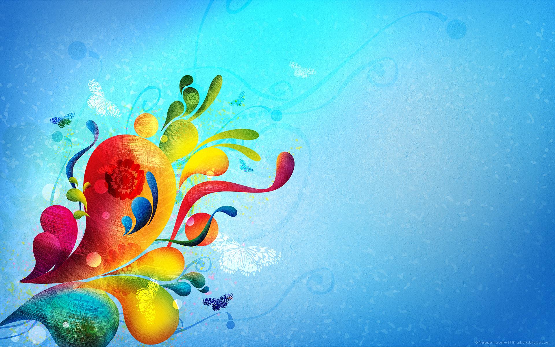 wallpaper abstract colour hd - photo #41