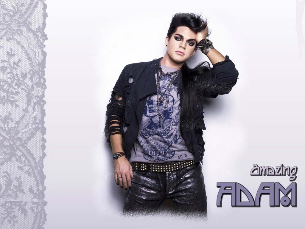 Adam Lambert Wallpaper HD