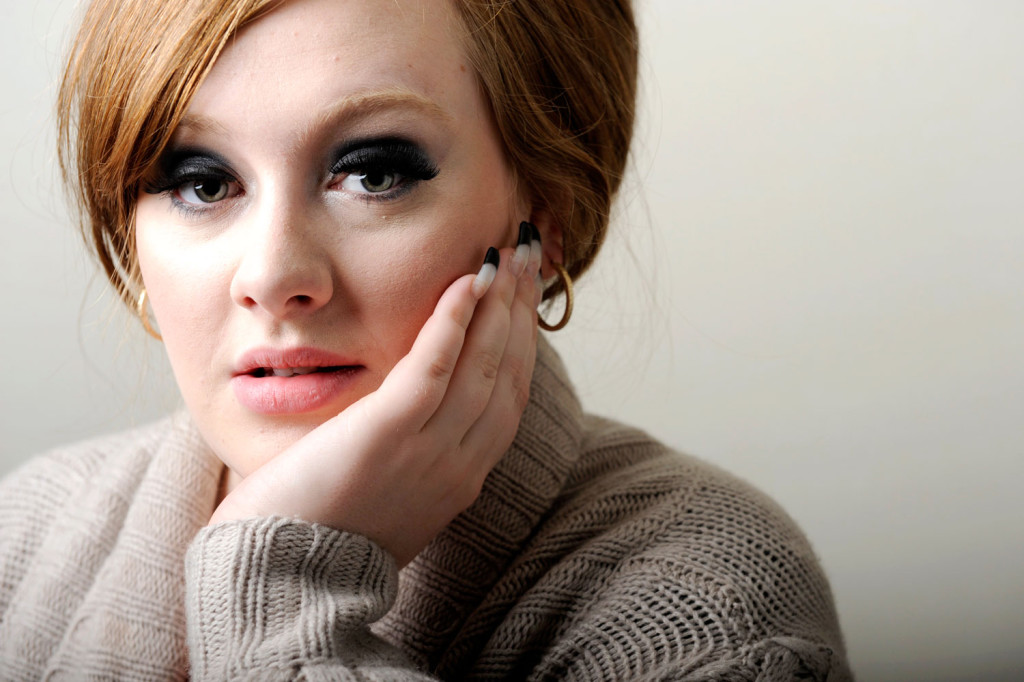 Adele Wallpaper Background