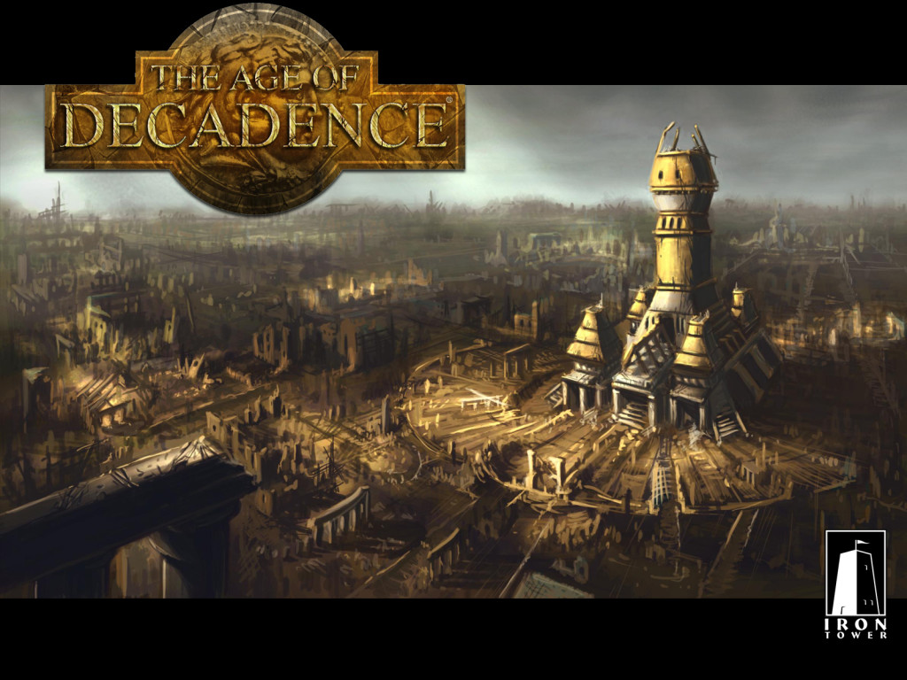 Age of Decadence Games Wallpaper