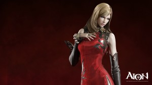 Aion Beautiful Girl Wallpaper