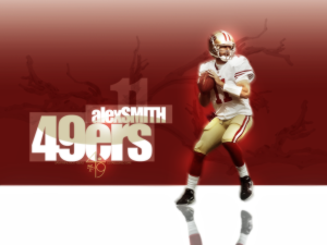 Alex Smith 49ers