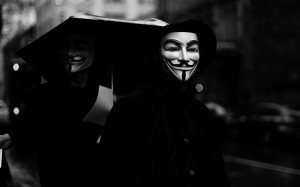 Anonymous Wallpaper HD