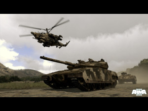 Arma 3 Tank Wallpaper