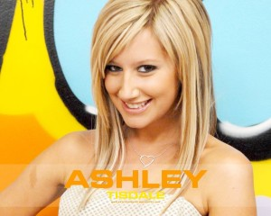 Ashley Tisdale Wallpaper HD