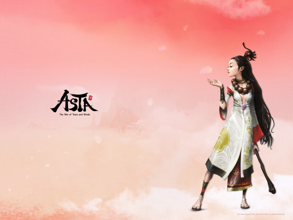 Asta The War of Tears And Winds Wallpaper