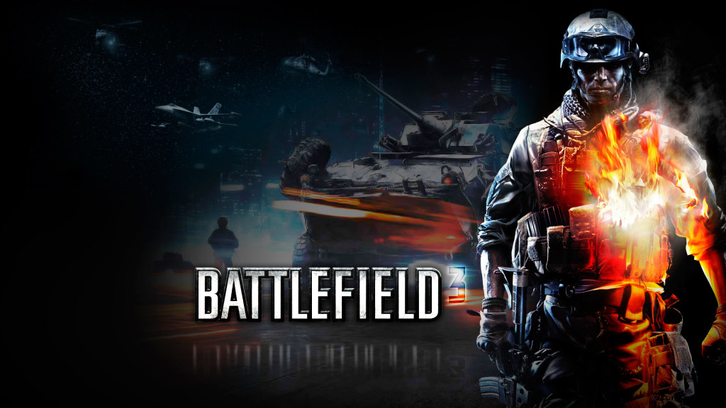Battlefield 3 Background HD