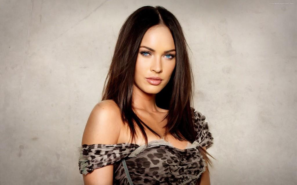 Beautiful Megan Fox Wallpaper