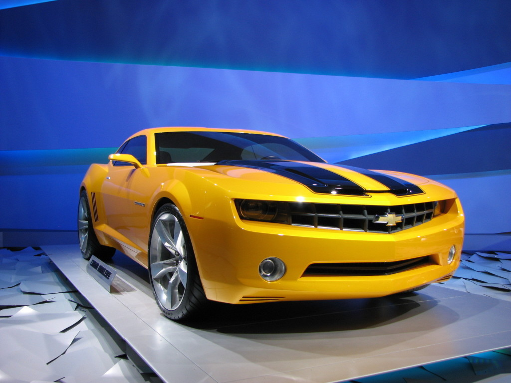 Bumblebee Car Transformers 1