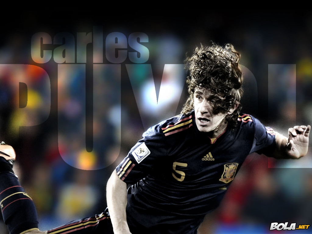 Carles Puyol Wallpaper HD