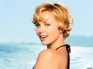 Charlize Theron Hair Style
