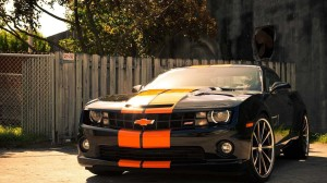 Chevrolet Camaro SS Wallpaper HD