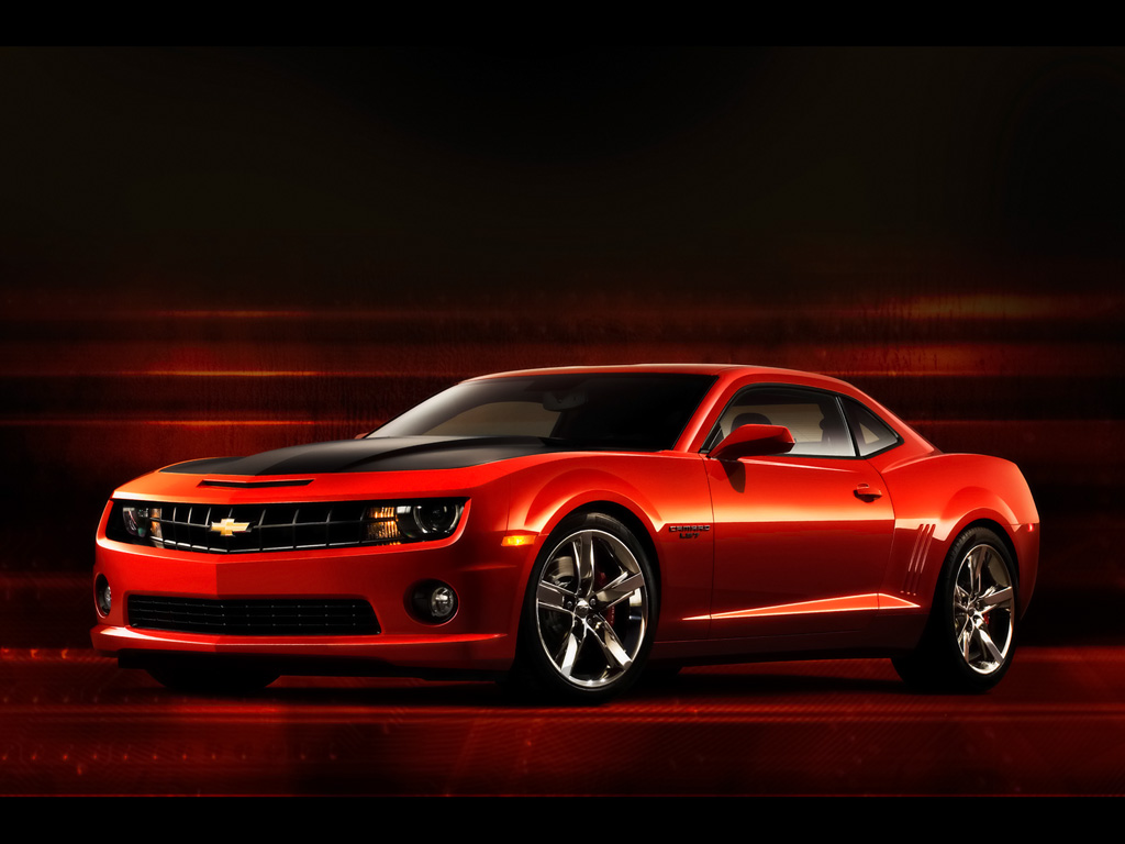Chevy Camaro Wallpaper