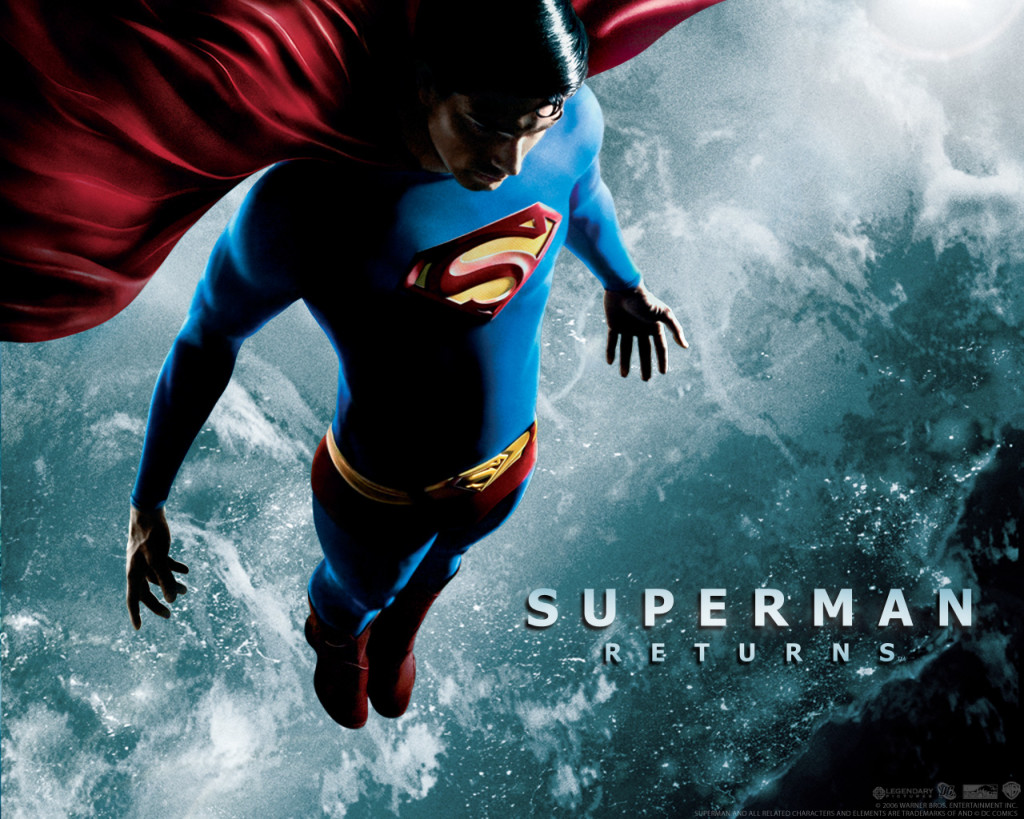 Cool Superman Return Wallpaper