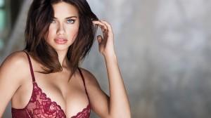 Cute Adriana Lima