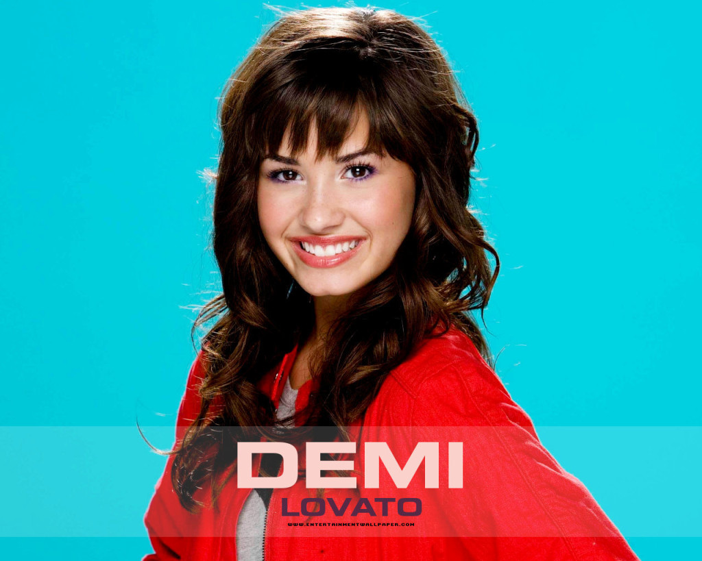 Cute Demi Lovato Wallpaper