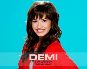 Cute Demi Lovato Wallpaper