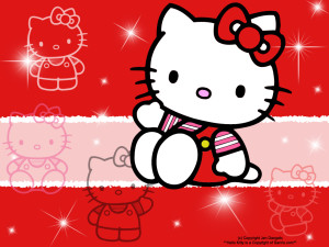 Cute Hello Kitty Wallpapers
