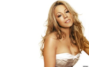 Cute Mariah Carey Wallpaper
