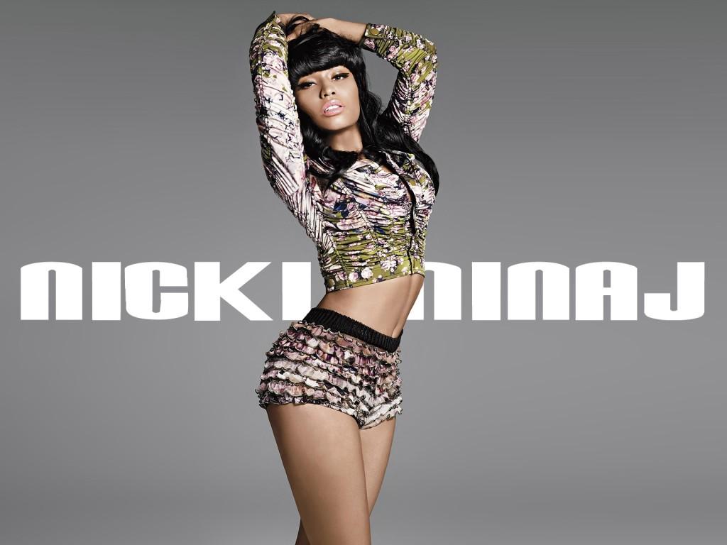 Cute Nicki Minaj Wallpaper
