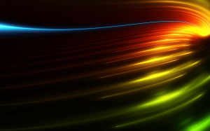 Dark Colorful Wallpaper
