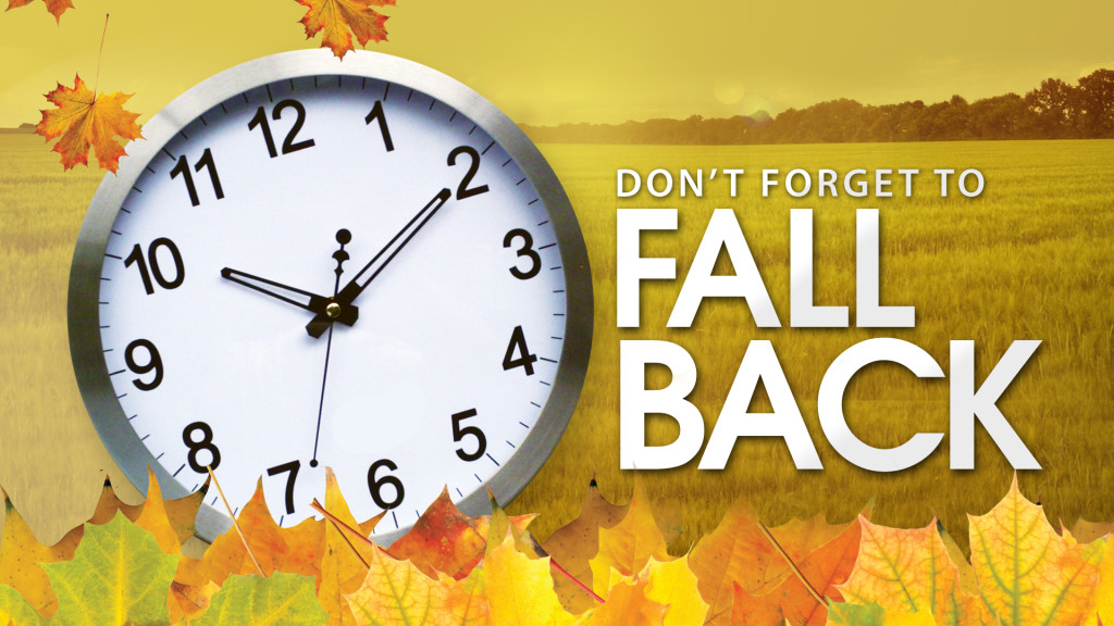 Daylight Savings Time 2013