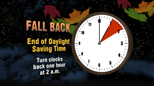 Daylight Savings Time Wallpaper