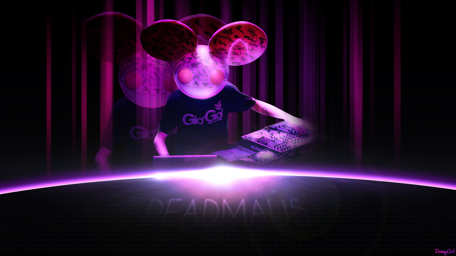 Deadmau5 HD | Wallpup.com
